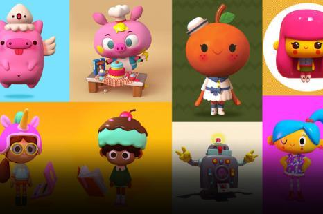 Introducción a la creación de personajes y modelado 3D con Maya