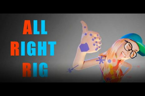 Rigging A Character For 3D Animation In Unreal Engine 4
