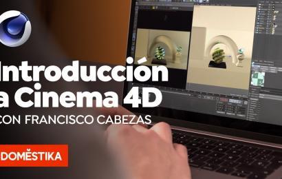 Introducción a Cinema 4D