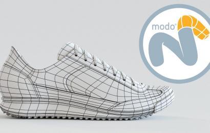 Modelado 3D y render de productos deportivos para publicidad