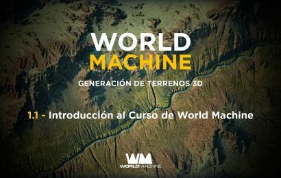 World Machine: Generación de Terrenos 3D