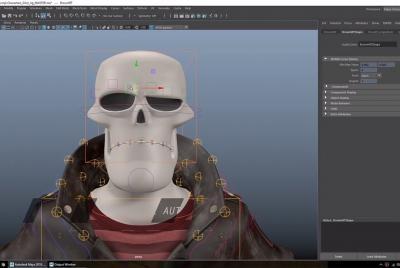 MASTER en Autodesk MAYA   Aprende 3D de 0 a 100
