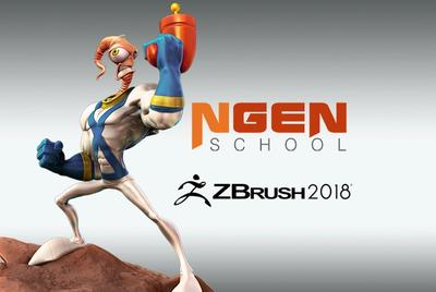 Máster Profesional de Modelado y Escultura Digital en Zbrush
