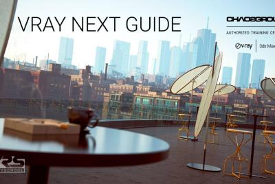 VRay NEXT for 3Ds Max - Complete Video Guide
