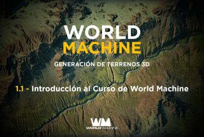 World Machine: Generación de Terrenos 3D