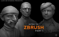 Intro to ZBrush Part 1