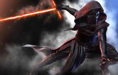 Kylo vs Rey in zbrush Vol. 1: Suite and Helmet